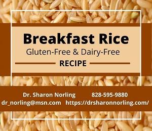 Breakfast Rice
