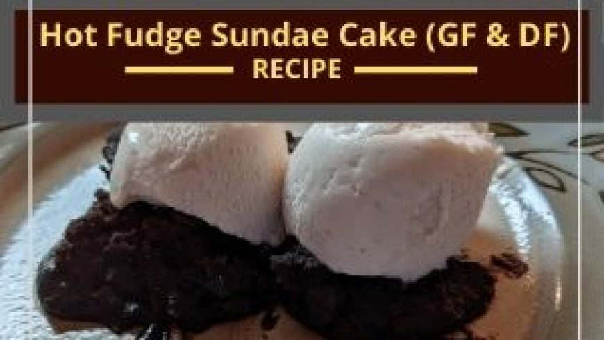 Hot Fudge Sundae Cake – DF GF