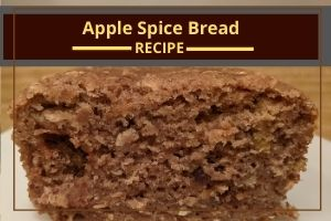 Apple Spice Bread