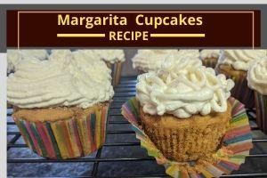 Margarita Cupcakes Recipe (Vegan & GF)
