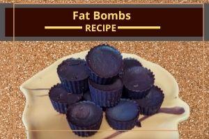 Vegan Chocolate Fat Bombs