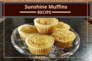 Sunshine Muffins